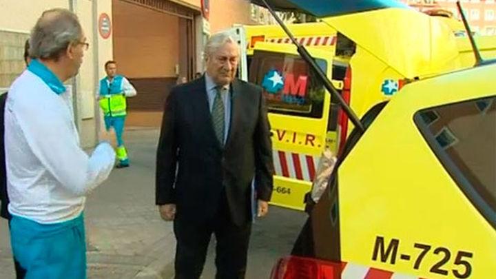 El SUMMA 112 cuenta con tres nuevas ambulancias para reforzar la atención en zonas rurales