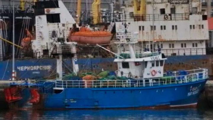 Reciben el alta los cuatro tripulantes del Mar Nosso heridos en el naufragio