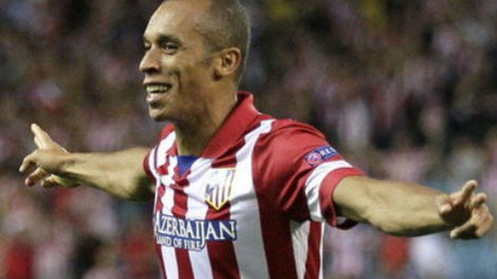 2-0. El Atleti apunta al título de la mano de Miranda y Costa