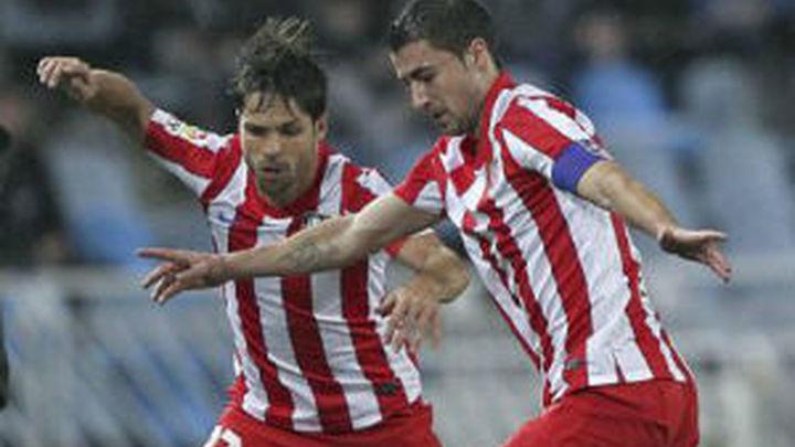 """Gabi, sobre el Chelsea: """"El partido del Calderón puede ser determinante"""""""