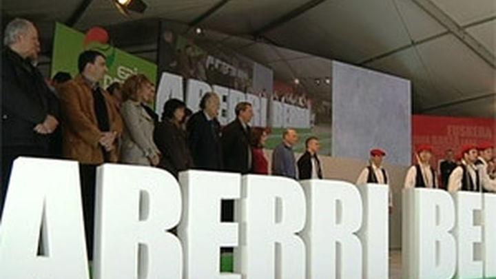 PNV, en el Aberri Eguna: Solo pedimos a Rajoy respeto a lo que el pueblo decida