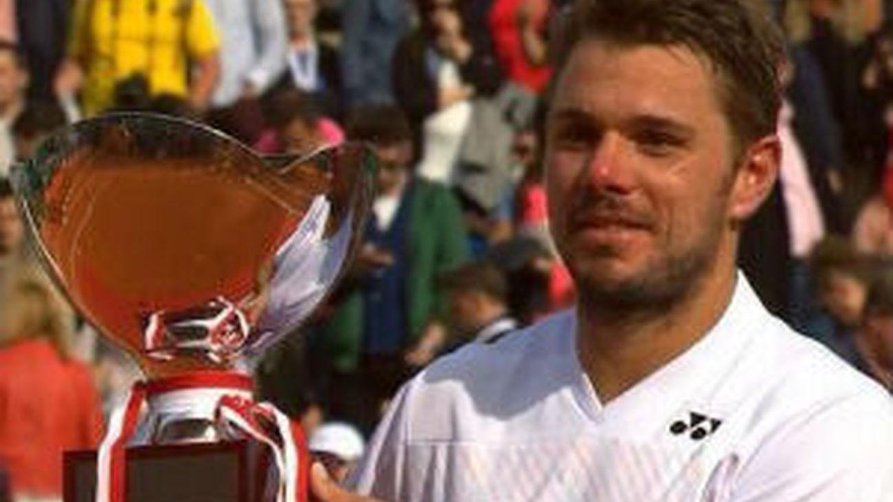 Wawrinka gana Montecarlo a costa de Federer