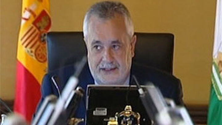 Griñán concedió sin concurso 56 millones en formación a sindicatos y empresarios