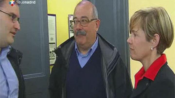 Los críticos del PSC de Girona pide que Pere Navarro se someta a primarias