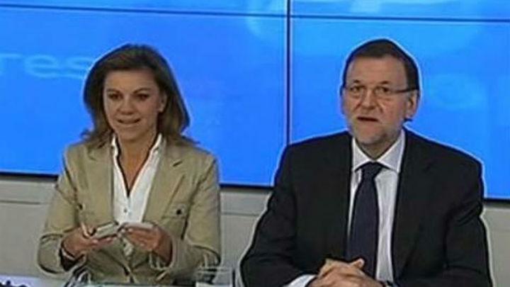 Rajoy dice que la clave es movilizar a votantes y municipalizar las europeas
