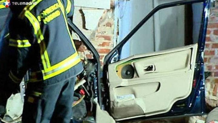 Fallece un hombre tras empotrar su vehículo contra la Nunciatura Apostólica