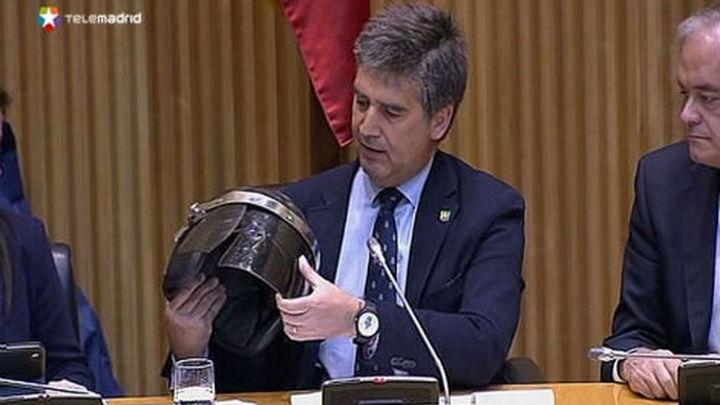 Cosidó asume los fallos del 22M y cesa al responsable de los antidisturbios de Madrid