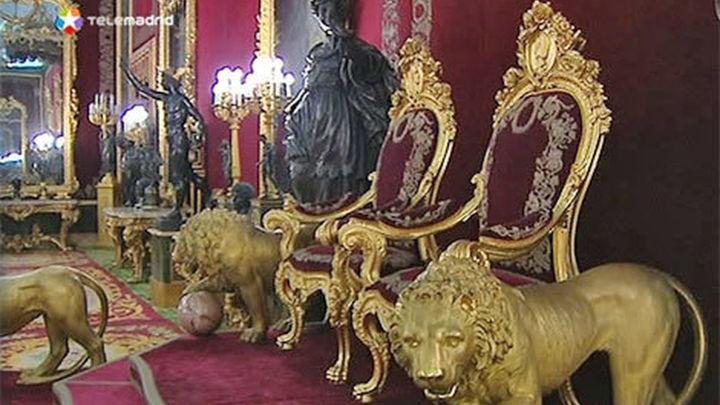 El Palacio Real abre nuevas salas para su visita