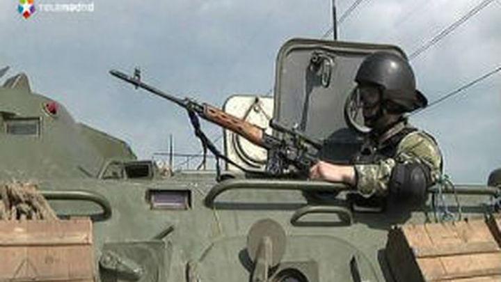 """El secretario general de la ONU, """"alarmado"""" por la crisis de Ucrania"""