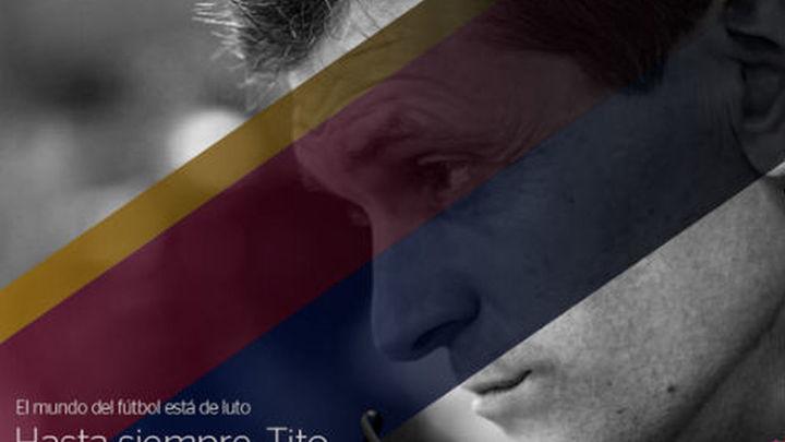 Muere Tito Vilanova