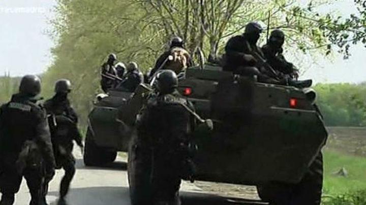 Ucrania ve una posible invasión rusa en cualquier momento y dice que se defenderá