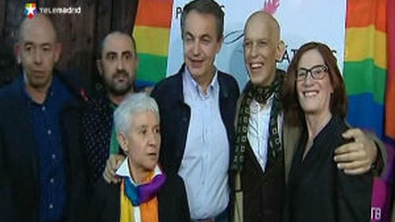 El PSOE recurre a Zapatero para las Europeas