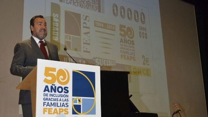 FEAPS celebra su 50 Aniversario arropada por sus protagonistas