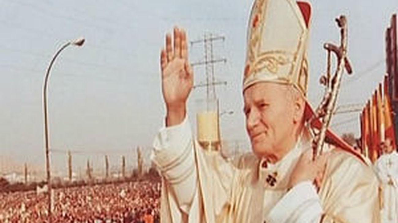 Juan Pablo II en Orcasitas