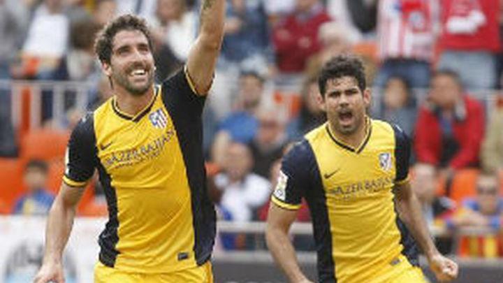"""Raúl García: """"Lo importante es que mis goles valen para ganar"""""""