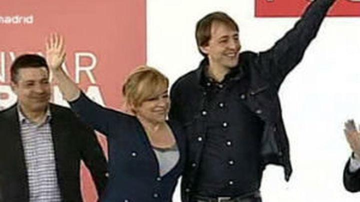 Valenciano llama a Cataluña a votar contra la derecha de Mas, Rajoy y Merkel