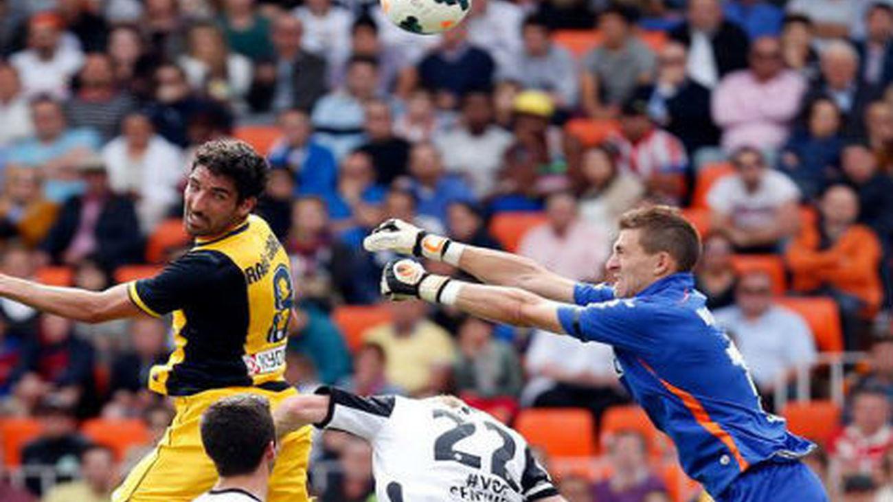 0-1. Un gol de Raúl García acerca al Atlético al título