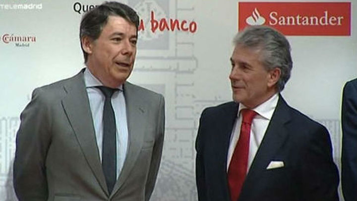 González pide que el crédito llegue a las familias y a las pequeñas empresas