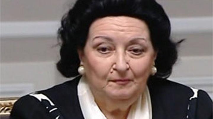 Suspendido el juicio a Caballé por fraude fiscal al no presentarse sin justificación