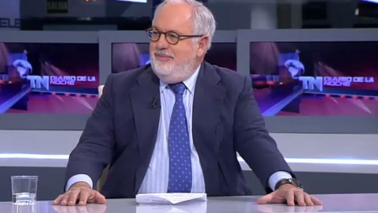 Entrevista a Arias Cañete