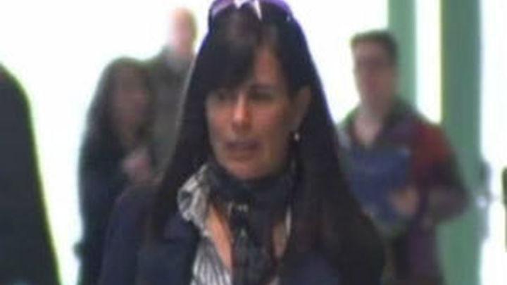 La ex novia de Jordi Pujol denuncia el robo de un ordenador de su domicilio