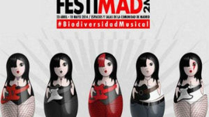 'Festimad 2M' celebra las finales del 'Festi Madtaste' con 8 horas de música en directo