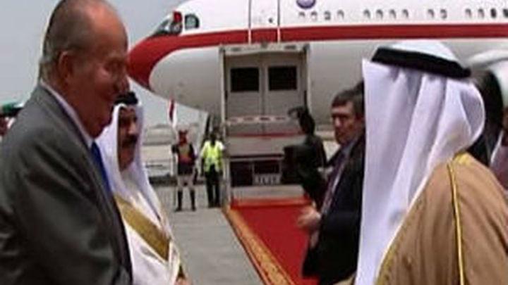 El Rey cumple los objetivos de un viaje que mejora su imagen en España