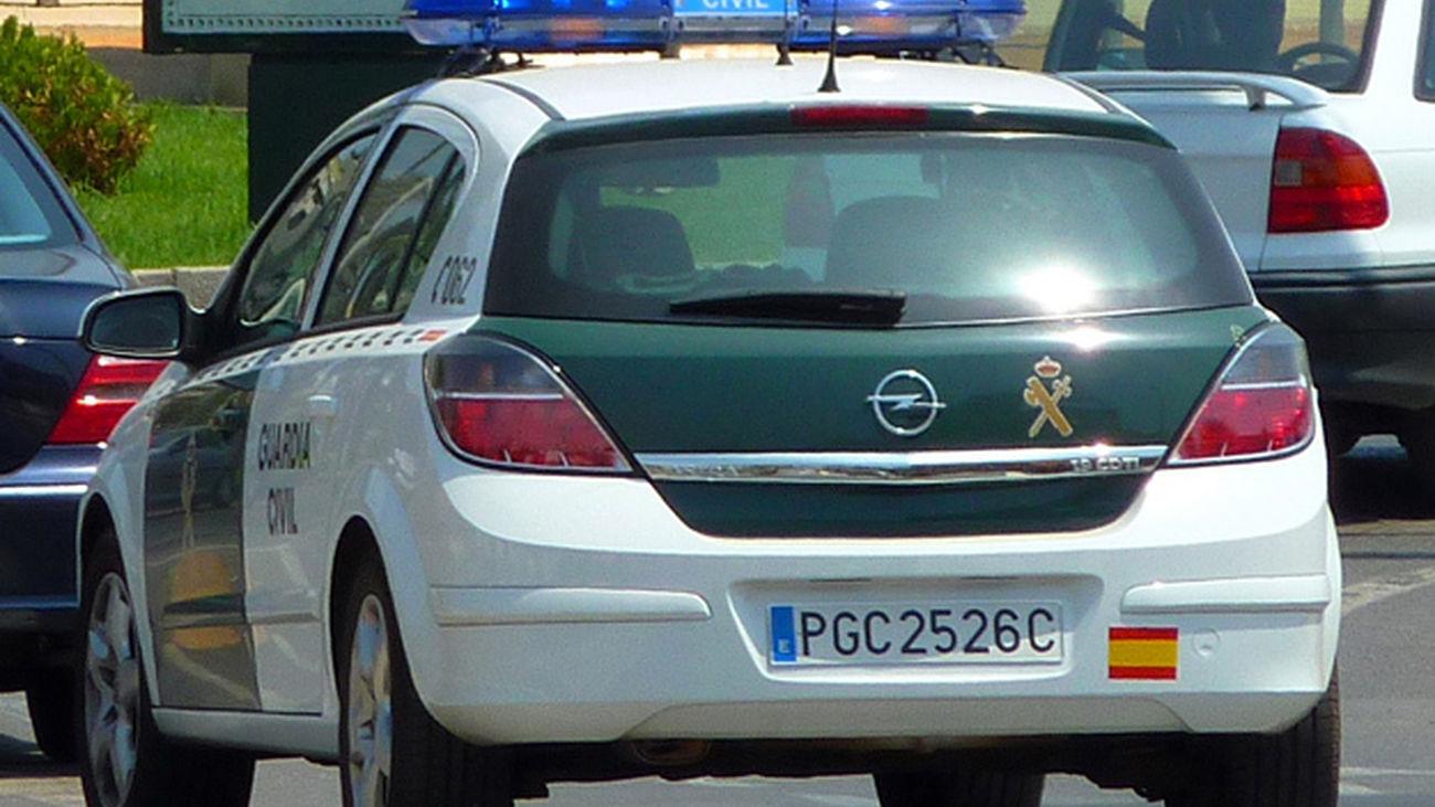 Cuatro personas detenidas por hurtos en bancos de Madrid y Castilla-La Mancha