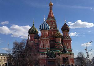 Moscú, en Madrileños por el Mundo