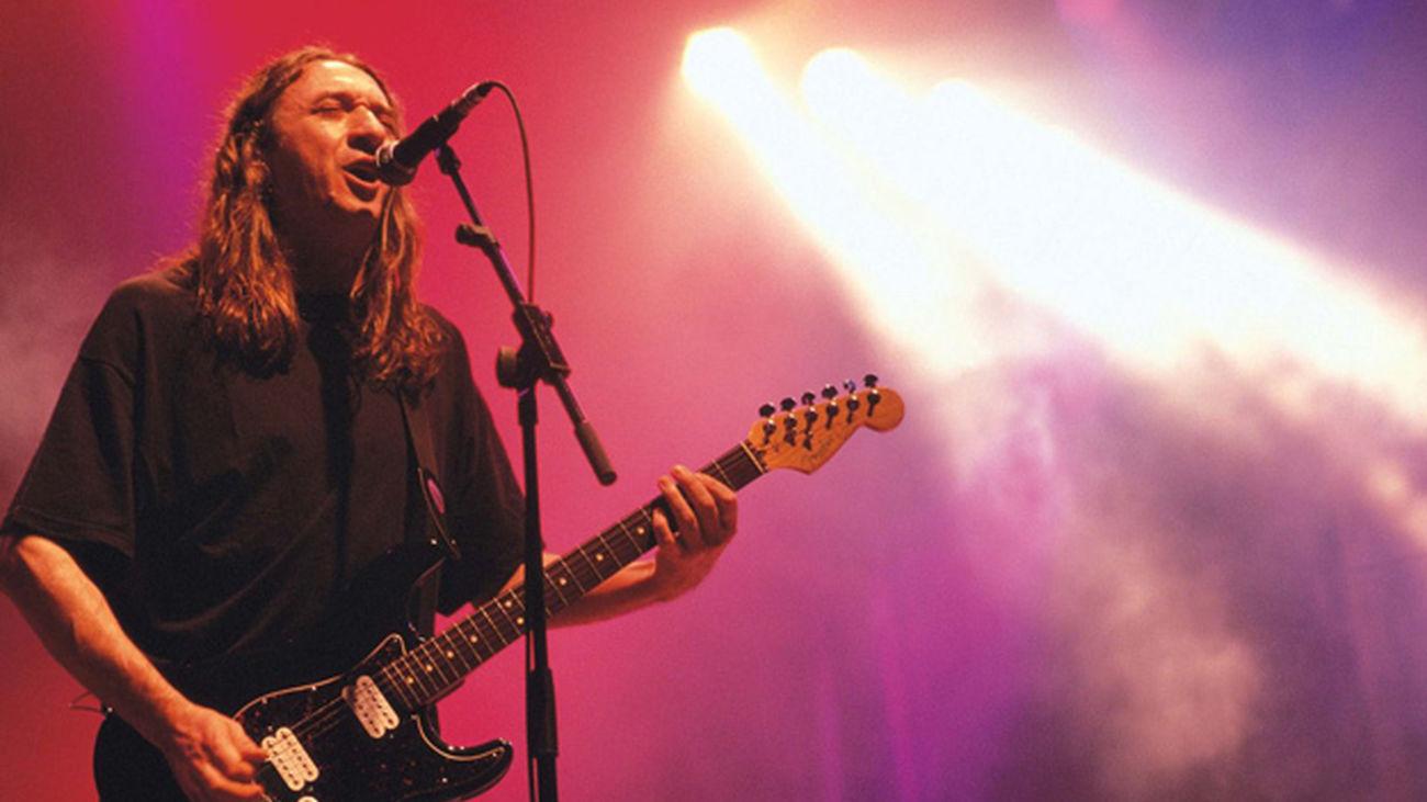 Rosendo grabará un disco en directo con amigos invitados en su concierto de Las Ventas