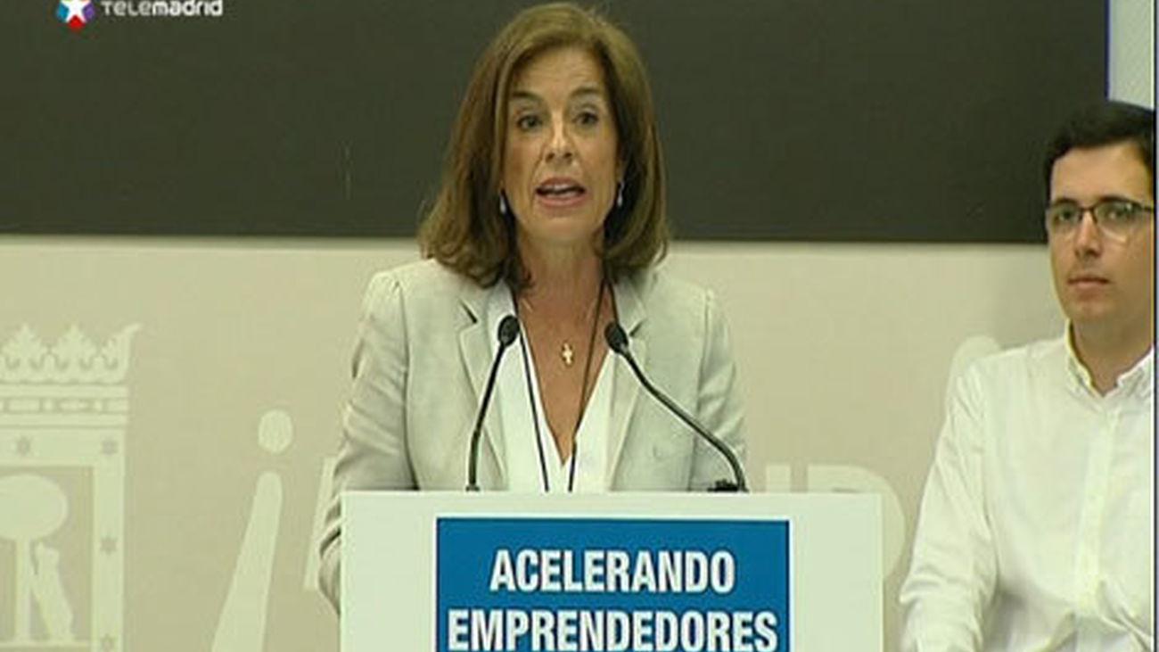 Madrid conectada a la red mundial de apoyo a las empresas de nuevas tecnologías