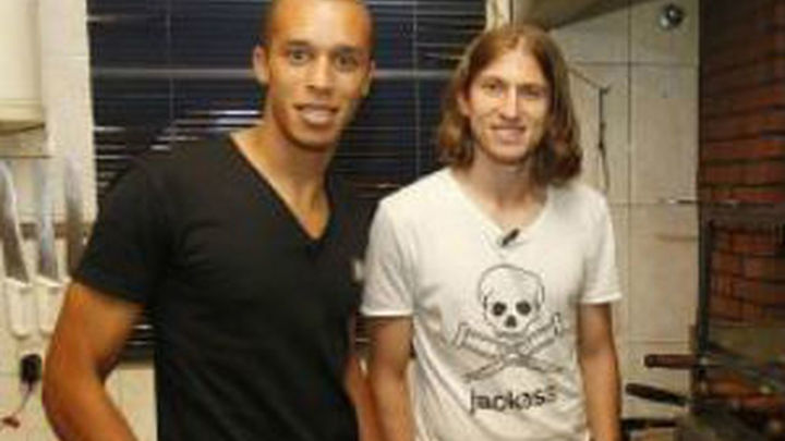 Filipe y Miranda fuera de la lista de Scolari para el Mundial de Brasil