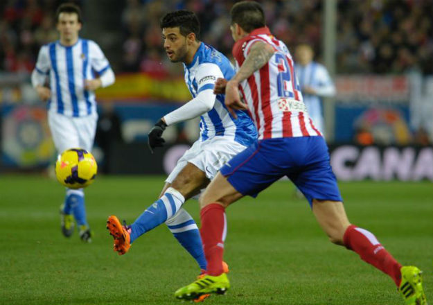 At. Madrid, 4 - Real Sociedad, 0