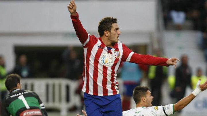 Elche-Atlético, permanencia contra Liga de Campeones