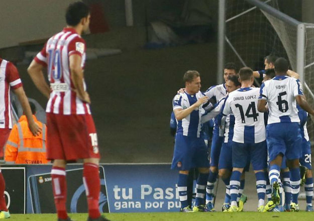 Espanyol, 1 - At. Madrid, 0