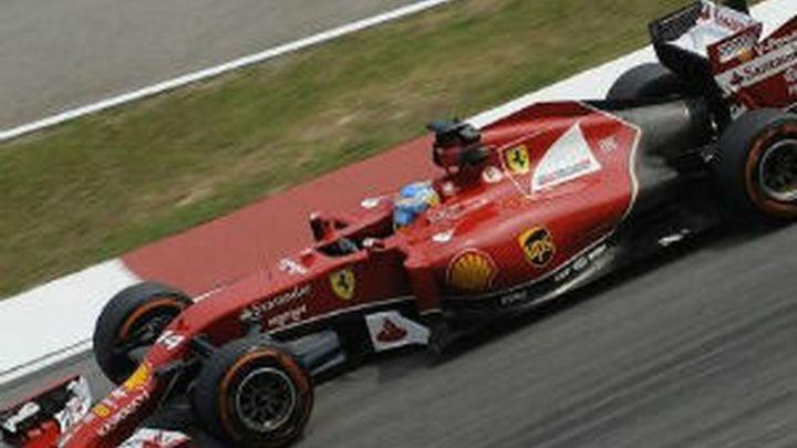 GP España: Hamilton es el más rápido con Alonso cuarto