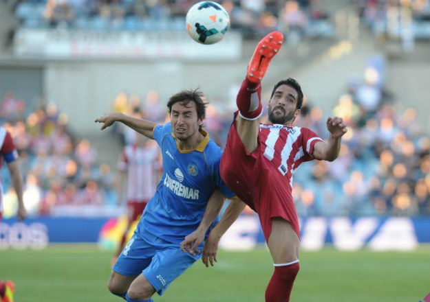 Getafe, 0 - At. Madrid, 2