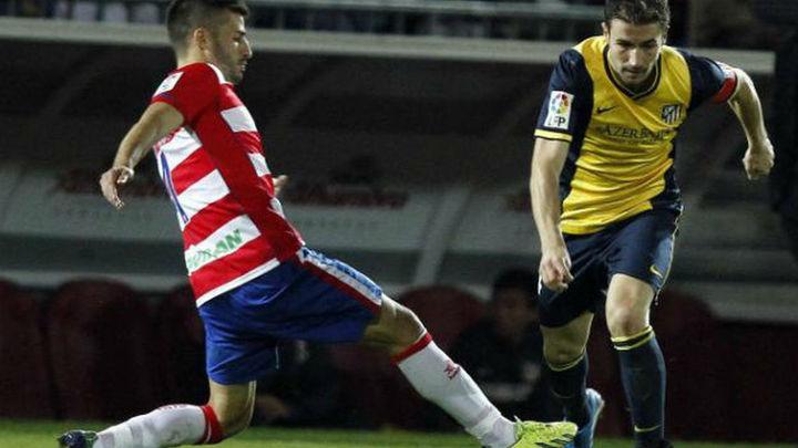 La firmeza del Atlético persigue al Barcelona en Granada
