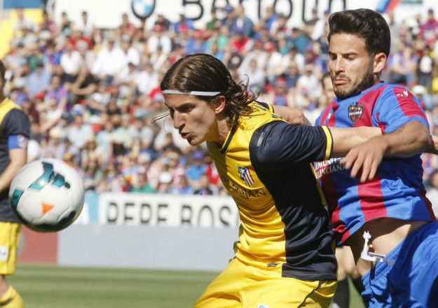 Levante, 2 - At. Madrid, 0