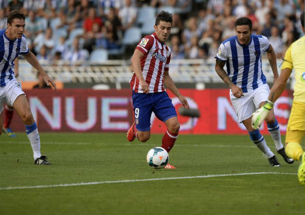Real Sociedad, 1 - Real Madrid, 2