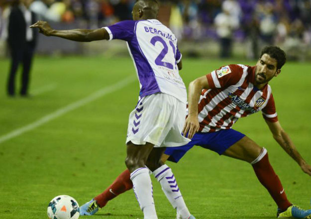 Valladolid, 0 - At. Madrid, 2