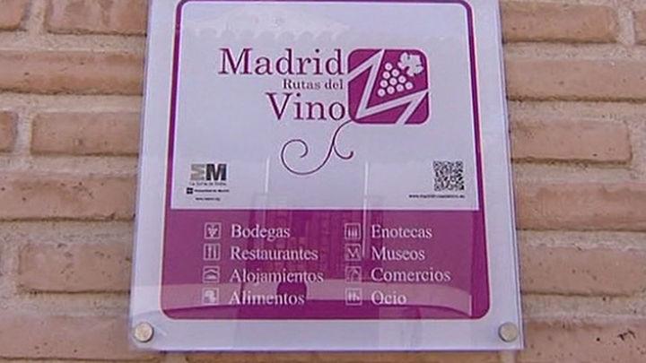 Catas y clases de maridaje para promocionar el vino madrileño