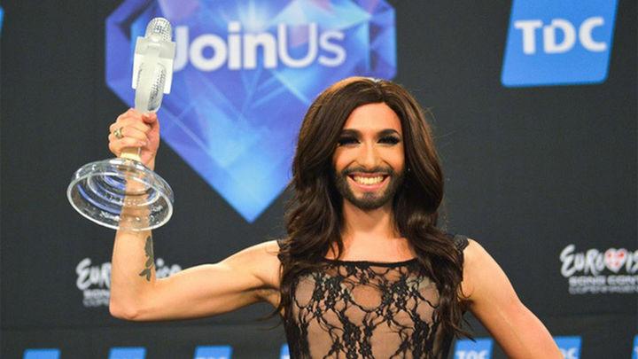 """Conchita Wurst: """"Un triunfo para quienes creen en un futuro sin discriminación"""""""