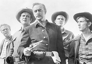 Western: Rebelión en Fort Laramie