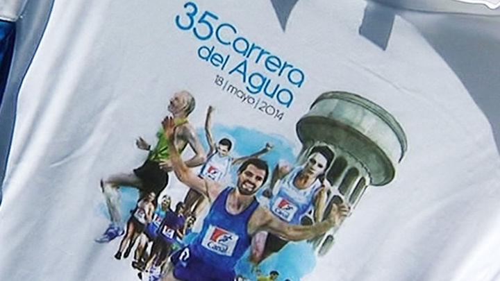 4.000 corredores ya se han inscrito en la XXXV edición de la Carrera del Agua