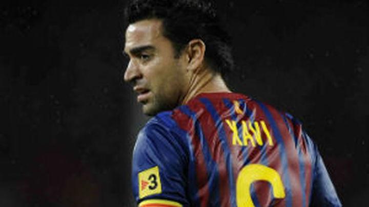 "Xavi: ""Merecemos la Liga, no podemos fallar"""