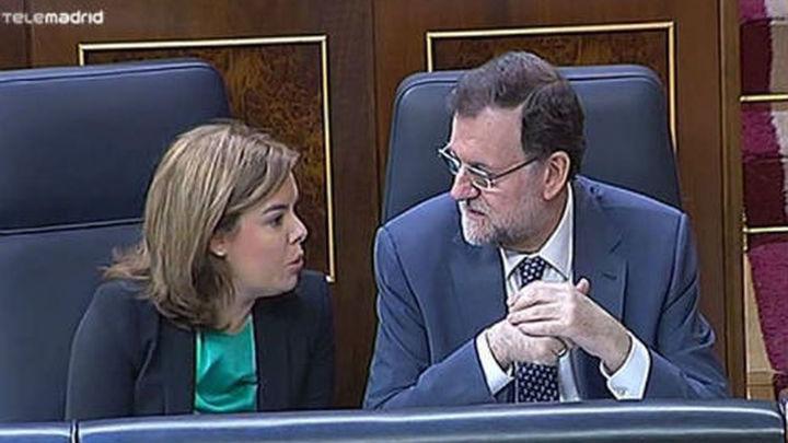 """Rajoy ve """"mucho mejor"""" al país gracias a sus reformas y cree que son justas"""