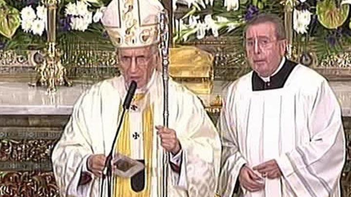 Rouco Varela preside una solemne Eucaristía en honor al Santo Patrono de Madrid
