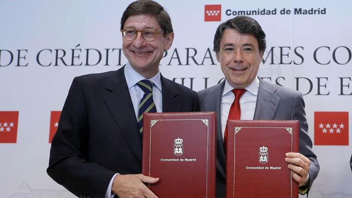 Madrid pondrá a disposición de las PYMES 800 millones de euros en créditos