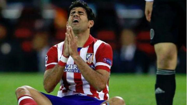 Diego Costa, en Belgrado para buscar el 'milagro' y jugar la final